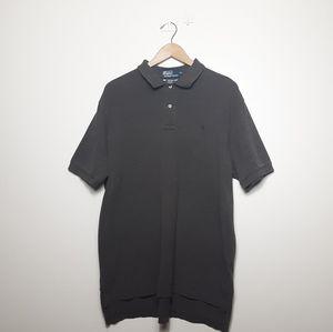 Polo by Ralph Lauren Dark Gray Polo Size XL